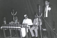 Dr M R Patel Speech in Youth Festival