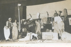 Dr M R Patel Performing in Play Aankdi Mukavo