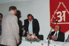 Dr M R Patel's Felicitation in London